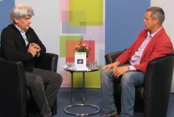 Gespräch mit Christopher Schneider zum Thema Lichtnahrung
