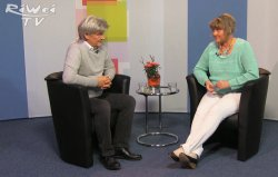 Gespräch mit Sigrid Häse - kosmische Kügelchen